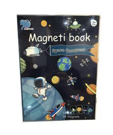 Carte Magnetica - SPACE CONQUEST - Trendmall.ro