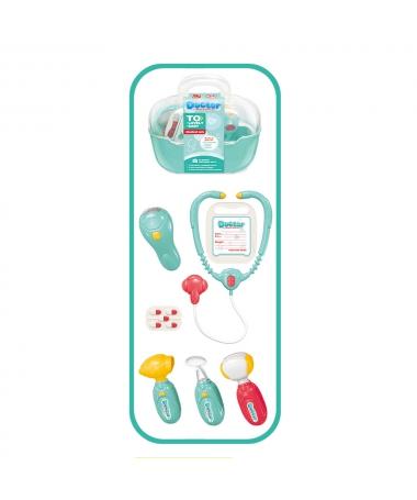 Trusa Medicala Pentru Copii - Verde - Trendmall.ro