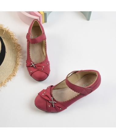 Pantofi Casual De Copii Celine Rosii - Trendmall.ro