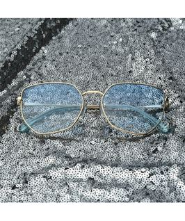 Ochelari De Soare De Dama Bacor Albastru Deschis - Trendmall.ro