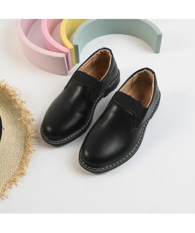 Pantofi Casual De Copii Cris Negri - Trendmall.ro
