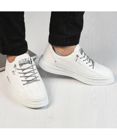 Pantofi Sport De Barbati Lords Albi - Trendmall.ro
