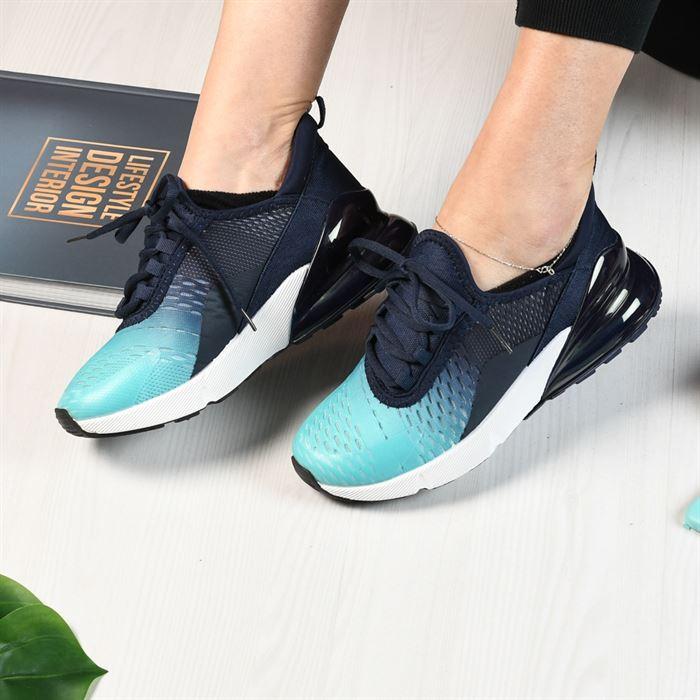 Pantofi Sport De Dama Pops Albastri Deschis - Trendmall.ro