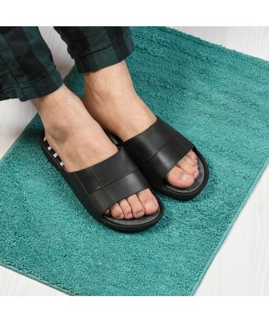 Papuci De Barbati Joom Negri - Trendmall.ro