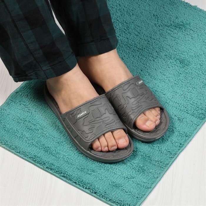 Papuci De Barbati Leon Gri - Trendmall.ro