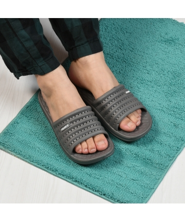 Papuci De Barbati Jomix Gri - Trendmall.ro