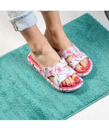 Papuci De Dama Selina Fuxia - Trendmall.ro