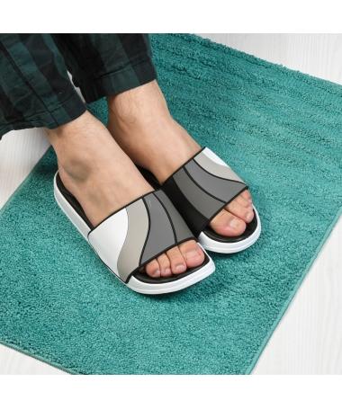 Papuci De Barbati Kam Negri - Trendmall.ro