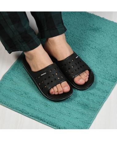 Papuci De Barbati Round Negri - Trendmall.ro