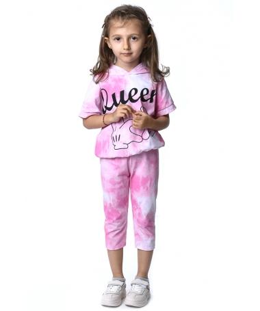 Compleu De Copii Queen Roz - Trendmall.ro