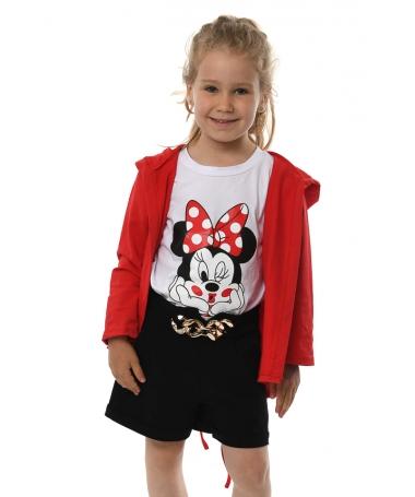 Cardigan De Copii Wings Rosu - Trendmall.ro