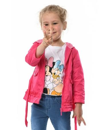 Geaca De Copii Ella Fuxia - Trendmall.ro
