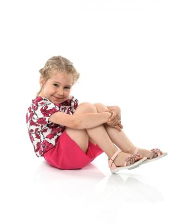 Compleu De Copii Alma Fuxia - Trendmall.ro