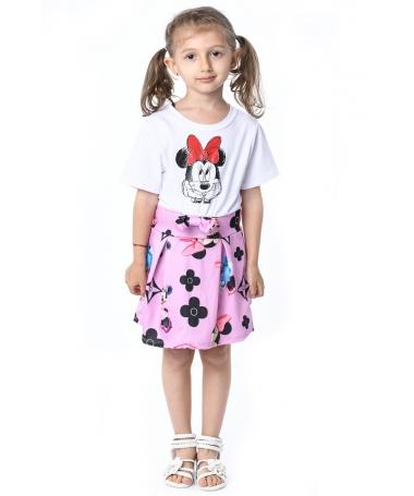 Rochie De Copii Iuli Alba - Trendmall.ro