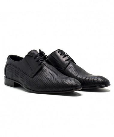 Pantofi Din Piele Naturala Cleno De Barbati - Trendmall.ro