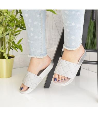 Papuci De Dama Sonia Arginti - Trendmall.ro