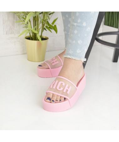 Papuci De Dama Rich Roz - Trendmall.ro
