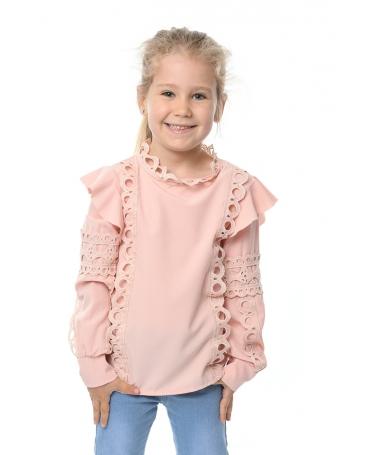 Camasa De Copii Camila Roz - Trendmall.ro