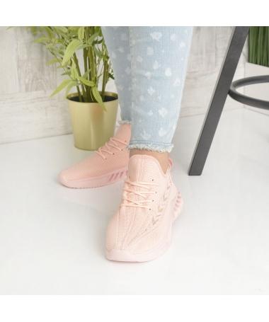 Pantofi Sport De Dama Rona Roz - Trendmall.ro
