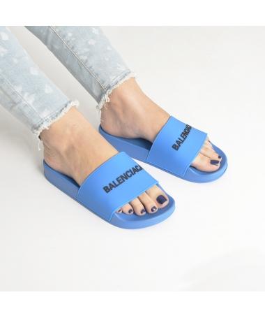 Papuci De Dama Cori Albastri - Trendmall.ro