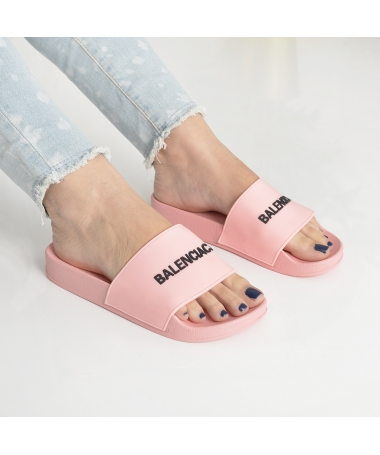 Papuci De Dama Cori Roz - Trendmall.ro