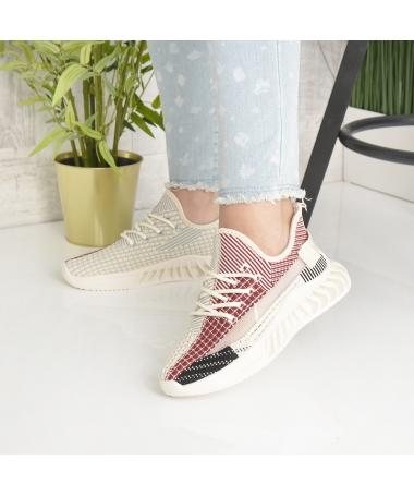 Pantofi Sport De Dama Rain Bej - Trendmall.ro