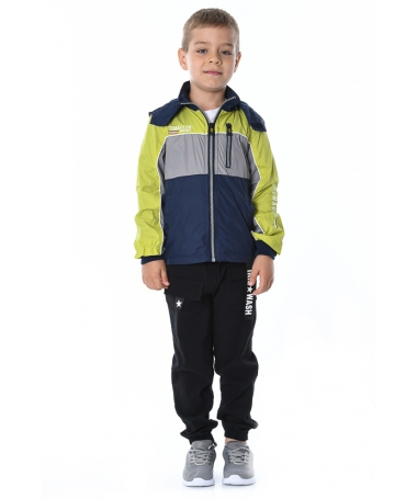 Geaca De Copii Mario Verde - Trendmall.ro