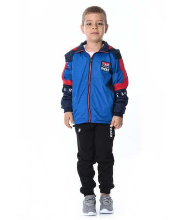 Geaca De Copii Gear Albastru Deschis - Trendmall.ro