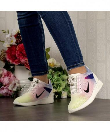 Pantofi Sport De Dama Danelis Albi - Trendmall.ro