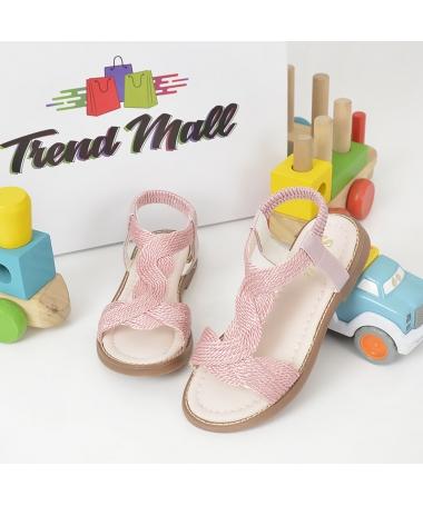 Sandale De Copii Doli Roz - Trendmall.ro