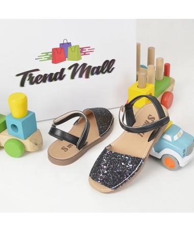 Sandale De Copii Julien Negre - Trendmall.ro