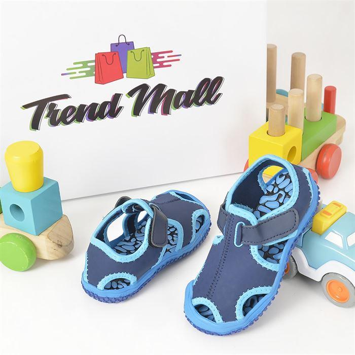 Sandale De Copii Solin Albastre - Trendmall.ro