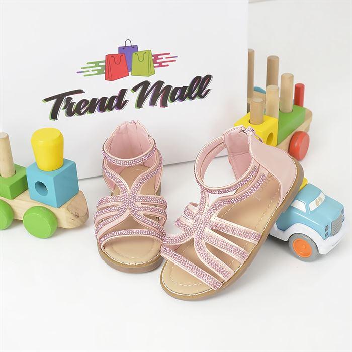 Sandale De Copii Barini Roz - Trendmall.ro