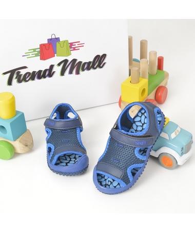 Sandale De Copii Alin Albastre - Trendmall.ro