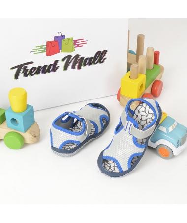 Sandale De Copii Arizones Gri - Trendmall.ro