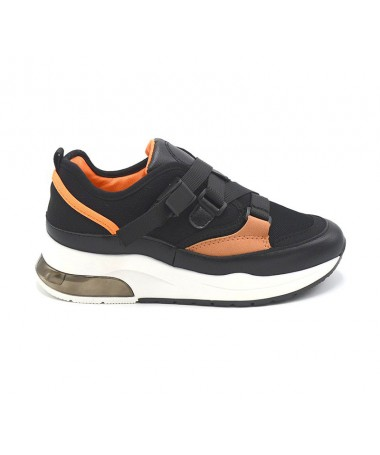 Pantofi Sport De Dama Rameli Negri - Trendmall.ro