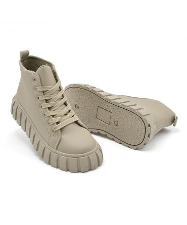 Pantofi Sport De Dama Dimea Khaki - Trendmall.ro