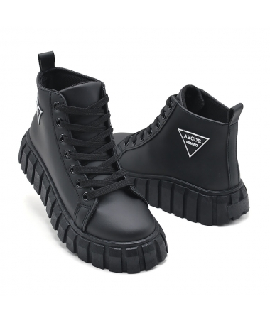 Pantofi Sport De Dama ABCDE Negri - Trendmall.ro