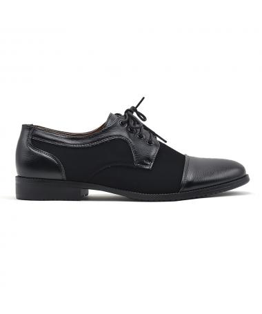 Pantofi Office De Barbati Deni Negri - Trendmall.ro