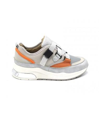 Pantofi Sport De Dama Rameli Gri - Trendmall.ro
