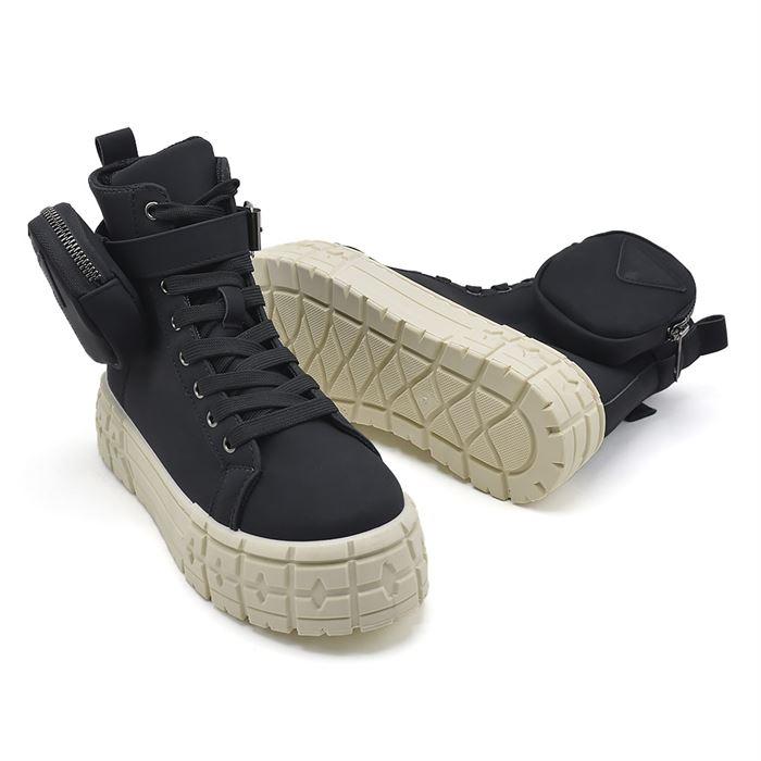 Pantofi Sport De Dama Forin Negri - Trendmall.ro