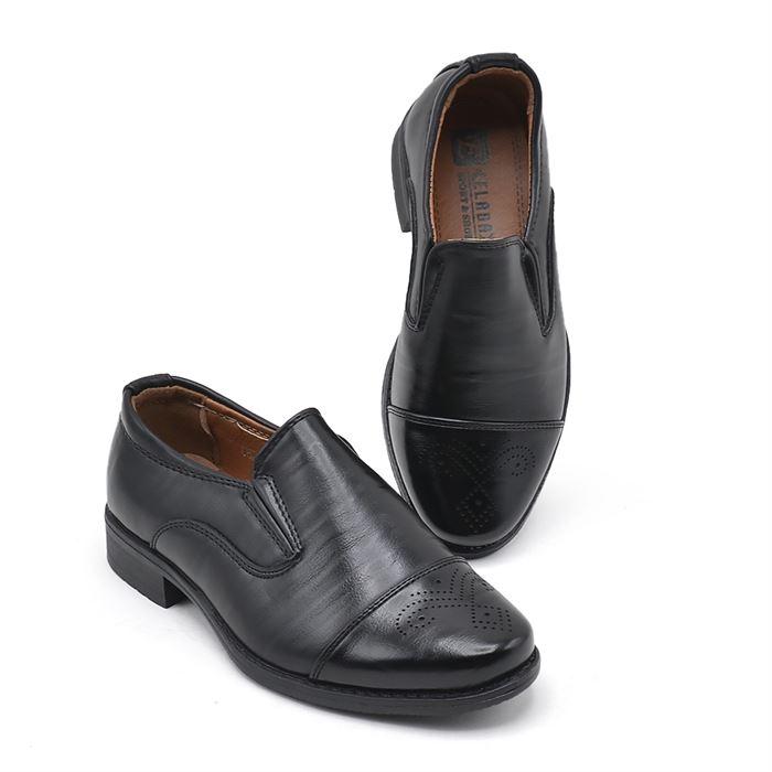 Pantofi Casual De Copii Strian Negri - Trendmall.ro