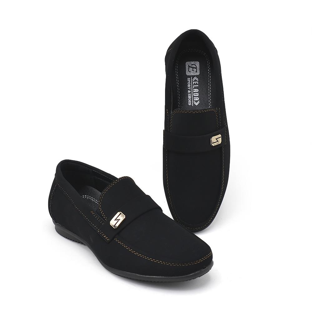 Pantofi Casual De Copii Adole Negri - Trendmall.ro