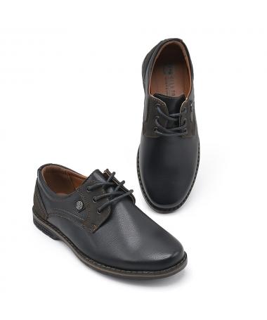 Pantofi Casual De Copii Feron Negri - Trendmall.ro