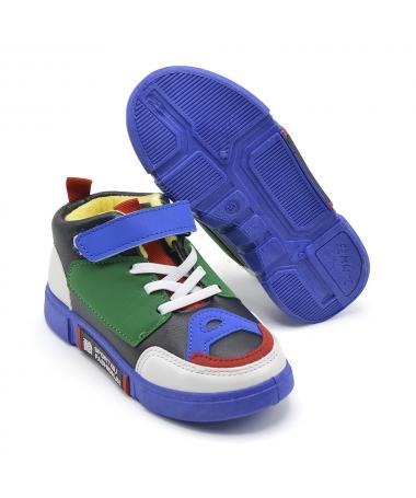Pantofi Sport Imblaniti De Copii Gorin 2 Albastri - Trendmall.ro