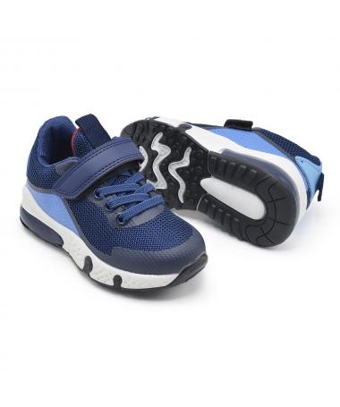 Pantofi Sport De Copii Albanstru Deschis LD3024E - Trendmall.ro