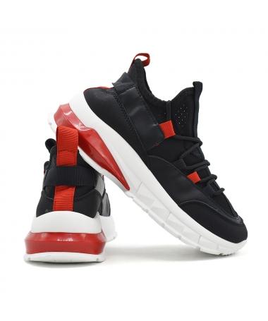 Pantofi Sport De Dama X2905 Negru - Trendmall.ro