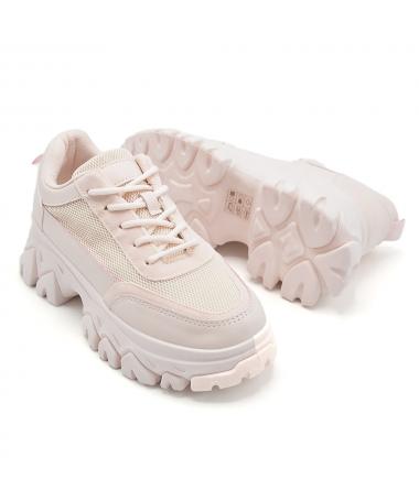 Pantofi Sport De Dama S017 Roz - Trendmall.ro