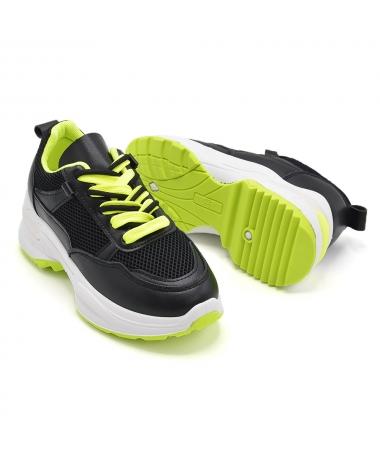 Pantofi Sport De Dama 23-53 Negri - Trendmall.ro