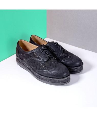 Pantofi De Dama Ravina Negri - Trendmall.ro